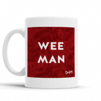 Doofery - Wee Man - Mug Red